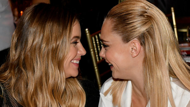 Why Cara Delevingne Kept Her Relationship with Ashley Benson a Secret