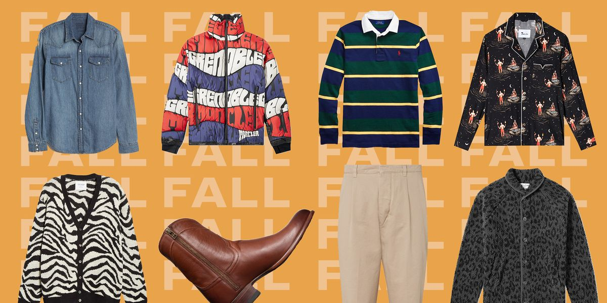 10 Men's Fall Fashion Trends 2019 and How to Wear Them