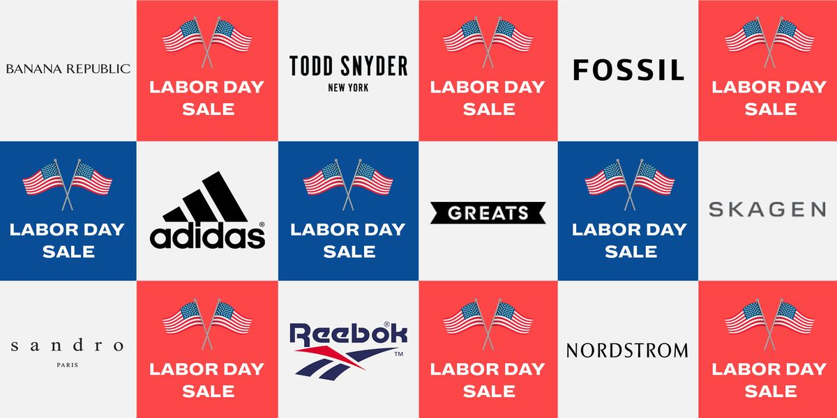 Best Men's Clothing, Sneakers, Accessories Sales for Labor Day 2019