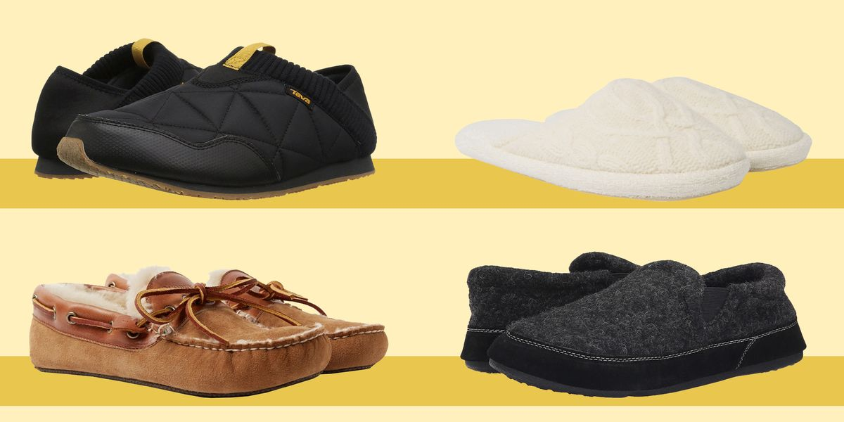 13 Best Slippers for Men