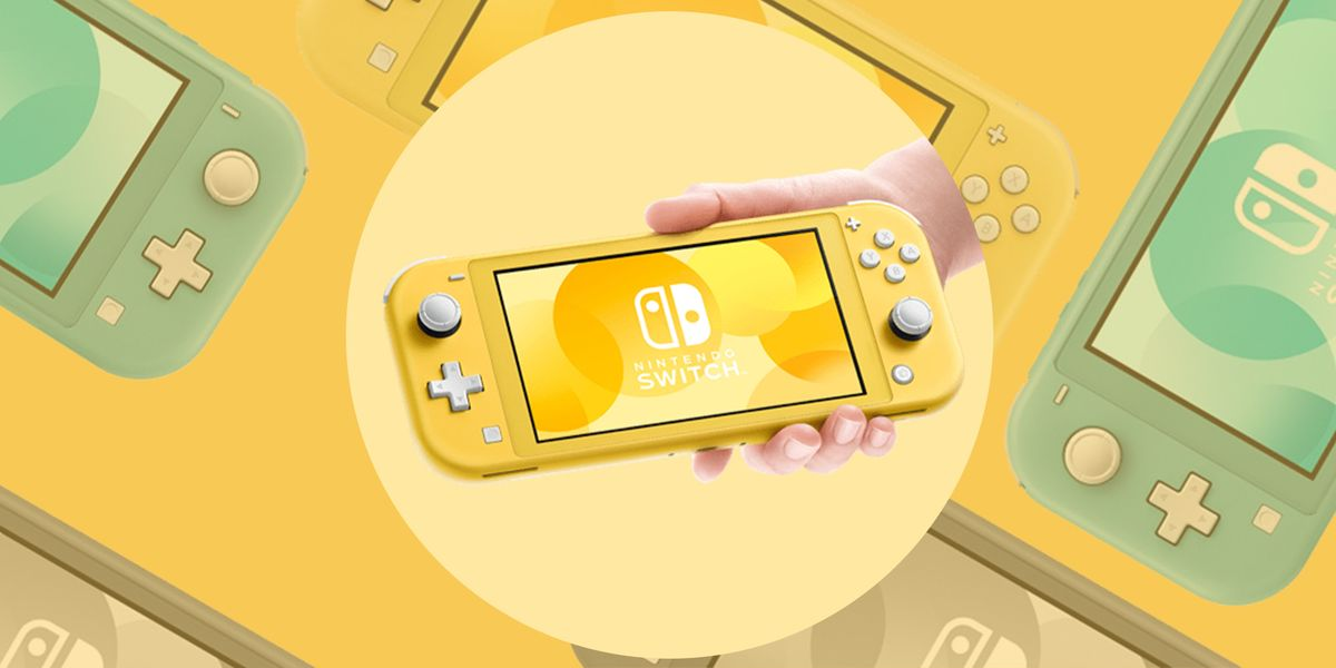 Nintendo Switch Lite Review – Reasons to Buy New Switch Handheld
