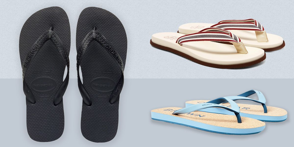The 12 Best Flip Flops for Men 2020