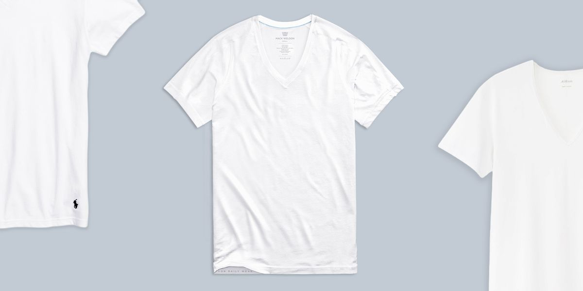 10 Best V-Neck T-Shirts for Men 2020